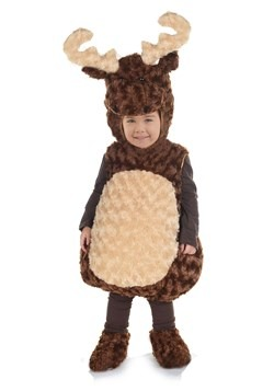 Toddler Moose Costume