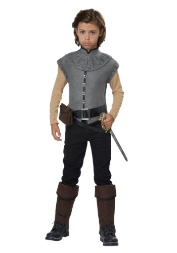 Boys John Smith Explorer Costume