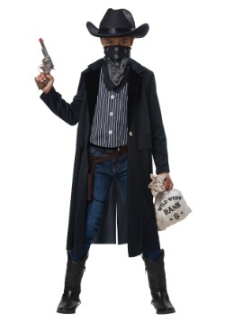 Boys Wild West Gunslinger Costume