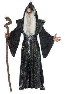 Mens Dark Wizard Costume