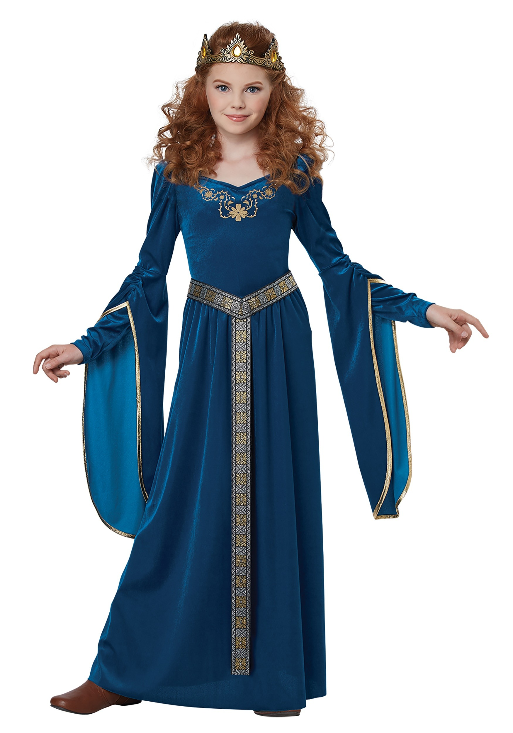 Medieval Queen S Clothing