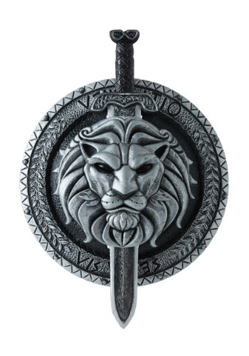 Shield of Thrones Shield and Sword Set