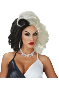 Cruel Diva Womens Wig