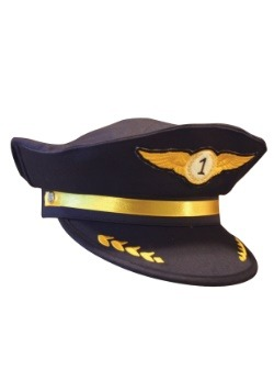 Child Airline Pilot Hat