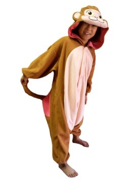 Adult Monkey Kigurumi