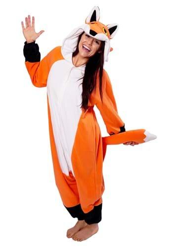Red Fox Adult Kigurumi