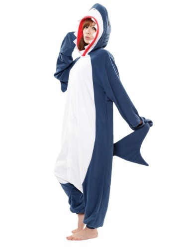 Shark Adult Kigurumi