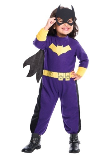 Batgirl Girls Romper