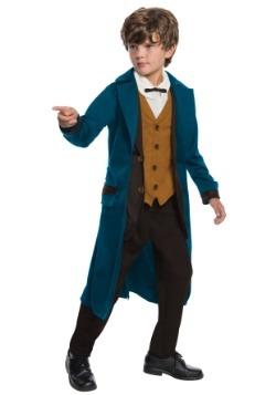 Boys Deluxe Newt Scamander Costume