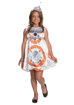 Star Wars BB8 Girls Dress
