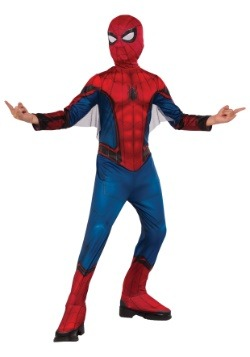 Classic Spiderman Costume