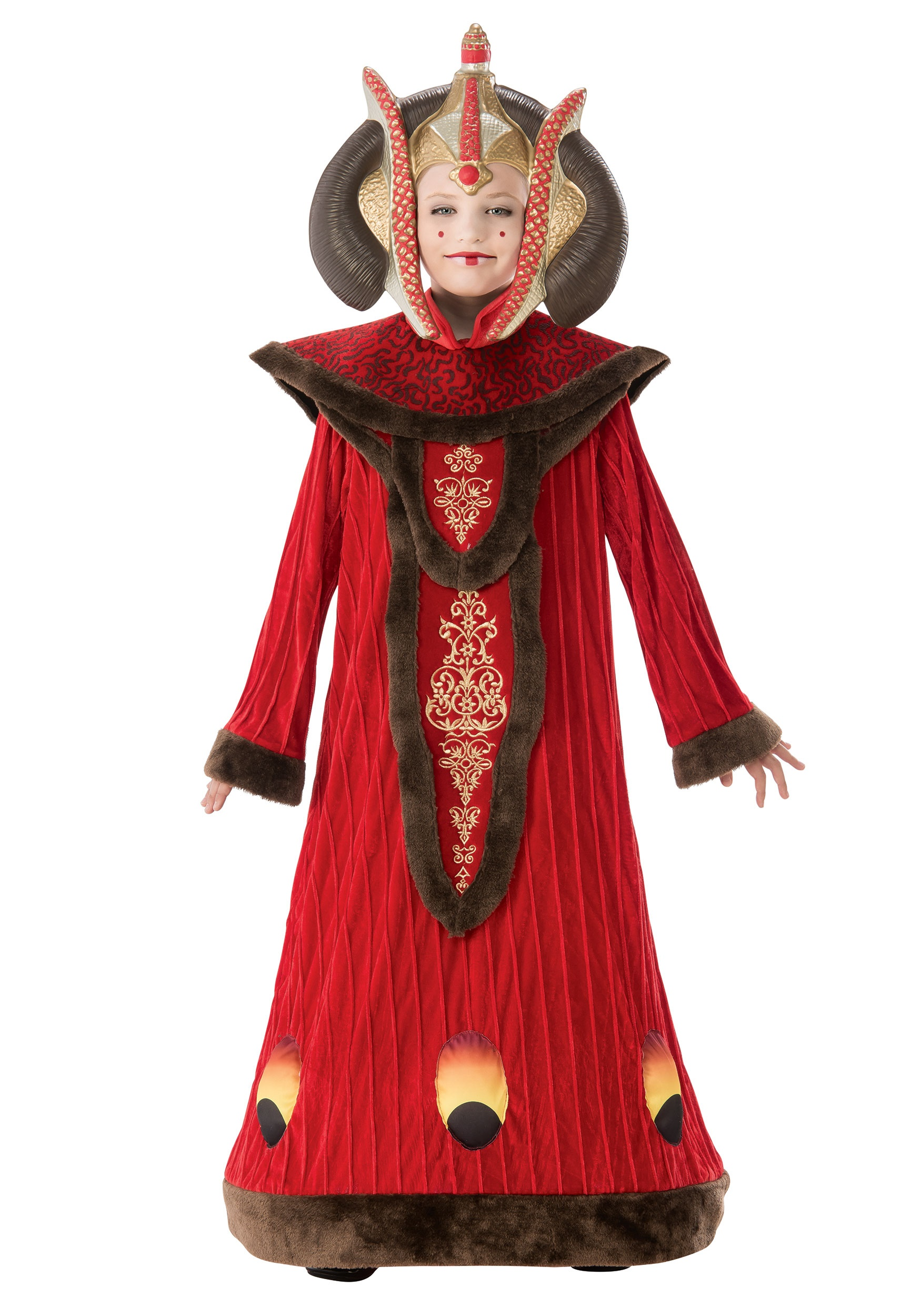 Star Wars Queen Amidala Costume for Girls