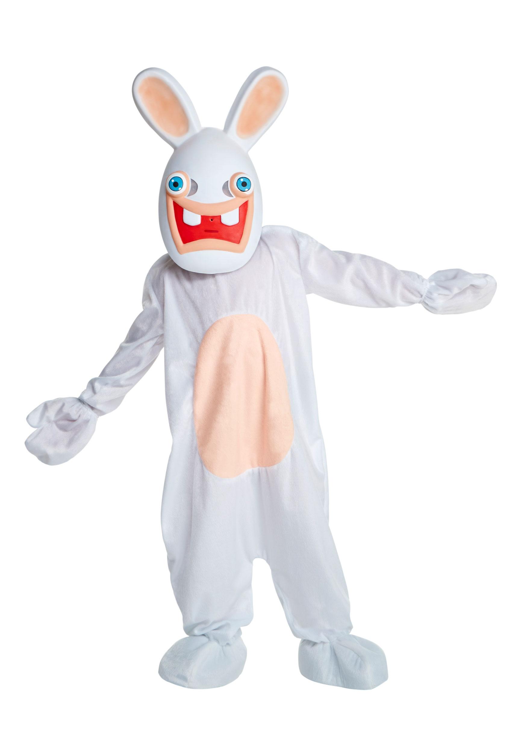 Deluxe Rabbids Costume for Kids