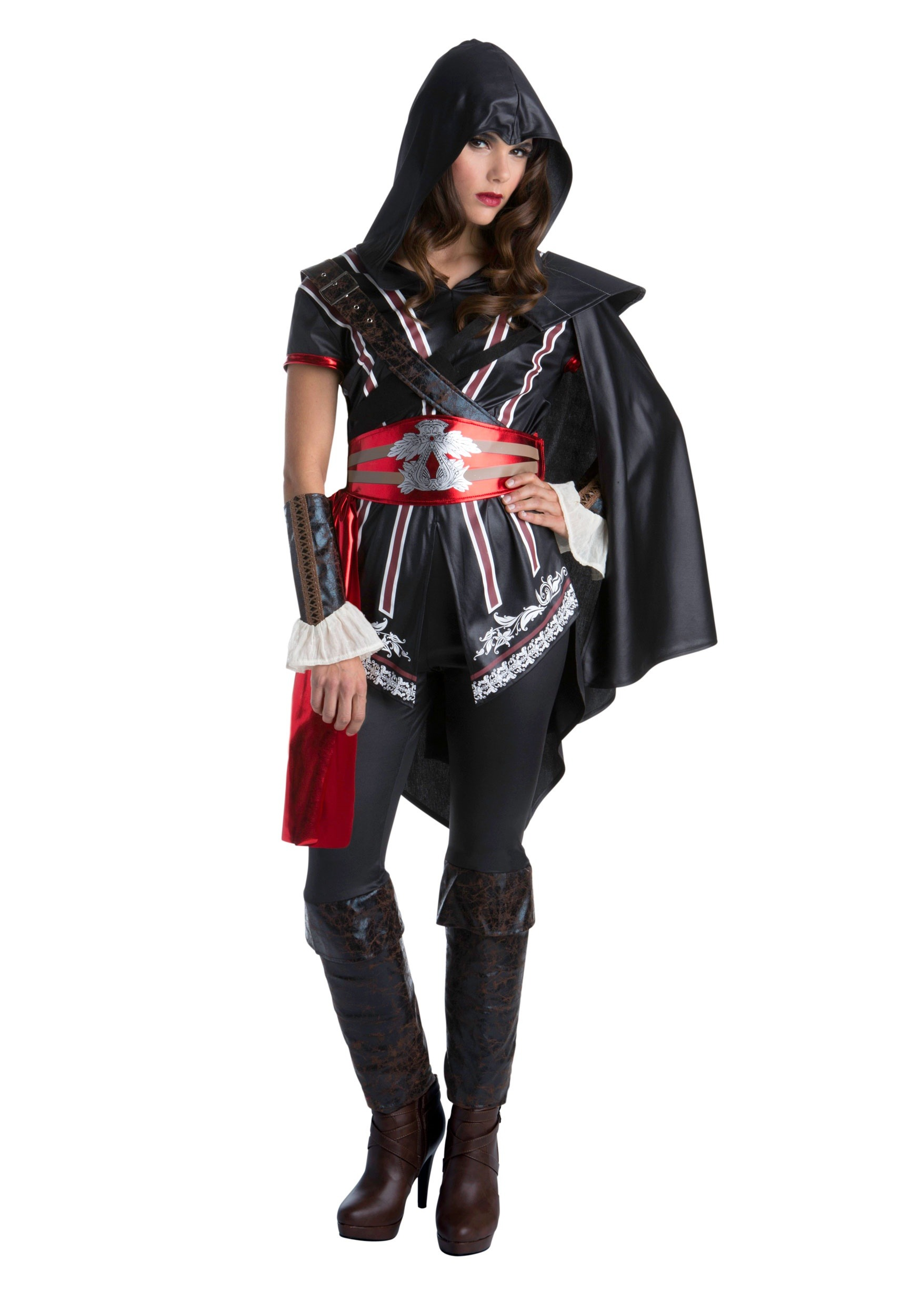 INOpets.com Anything for Pets Parents & Their Pets Assassins Creed Ezio Classic Costume for Women