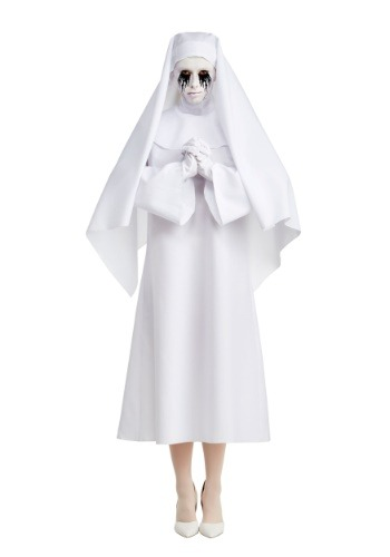 American Horror Story The White Nun Deluxe Womens Costume