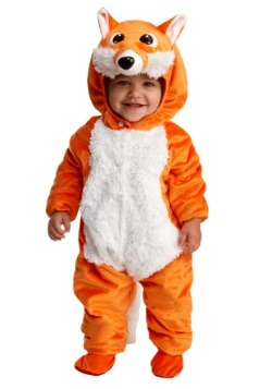 Frisky Fox Infant/Toddler Costume