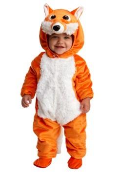 Frisky Fox Infant/Toddler Costume
