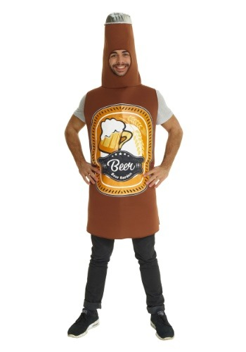 Beer Bottle Mens Costume