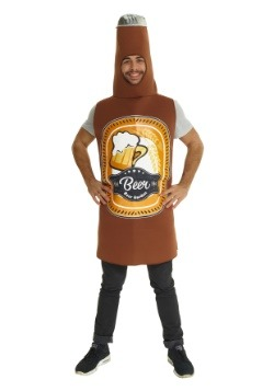 Beer Bottle Mens Costume