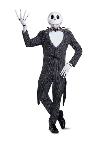Jack Skellington Prestige Mens Costume