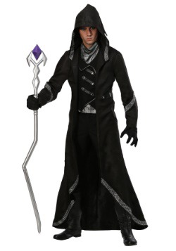 Men's Plus Modern Warlock Costume