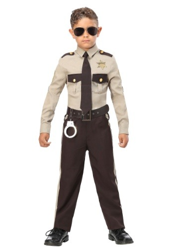 Boy's Sheriff Costume