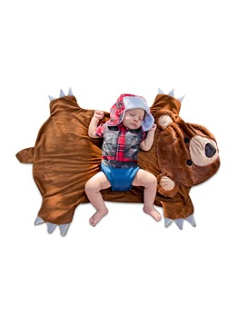 Swaddler Wings Bear Hunter Infant Costume