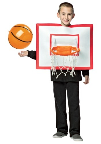 Basketball Hoop Kids Costume