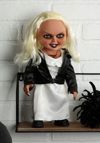 """Bride of Chucky Tiffany 15"""" Talking Doll1"""