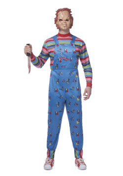 Chucky Plus Size Mens Costume