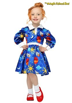 Magic School Bus Ms. Frizzle Toddler Costume
