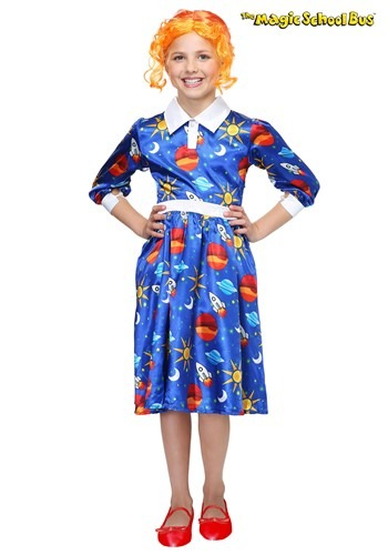 Magic School Bus Ms. Frizzle Kids Costume