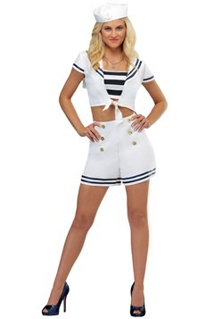 Women's Seven Seas Sailor Costume