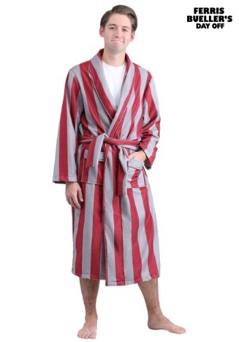 Adult Ferris Bueller Bathrobe
