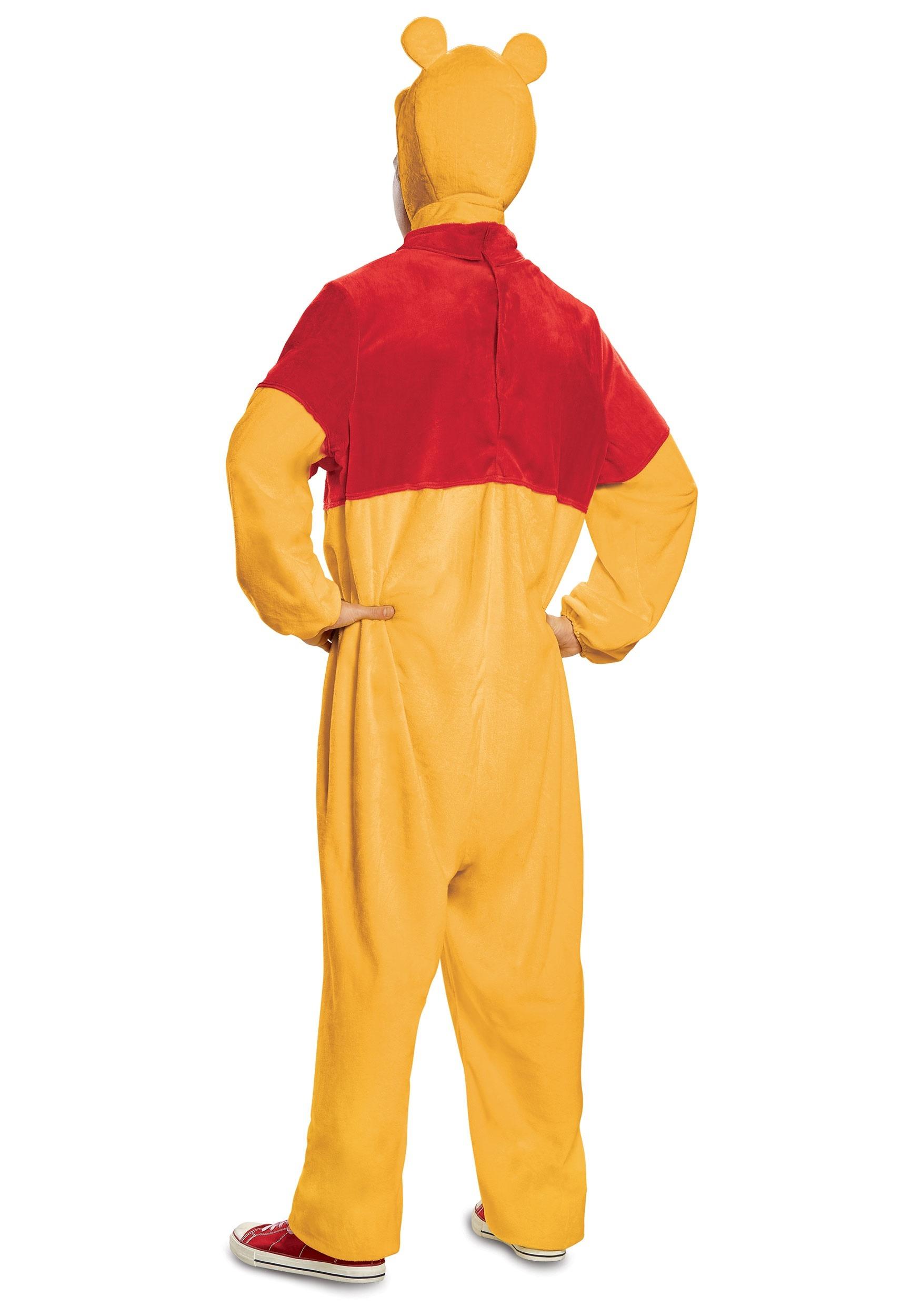 Amazoncom winnie pooh costume