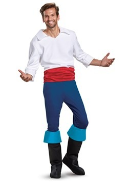 Prince Eric Deluxe Mens Costume