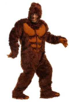 Bigfoot Plus Size Mens Costume