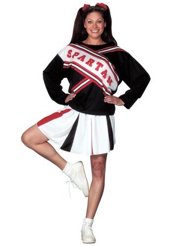 Spartan Cheerleader Costume