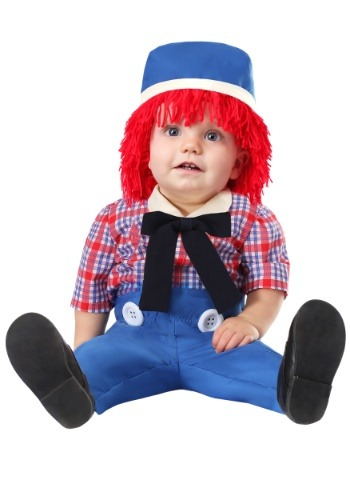 Infant Raggedy Andy Costume