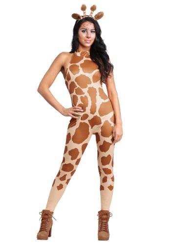 Sexy Giraffe Women's Costume