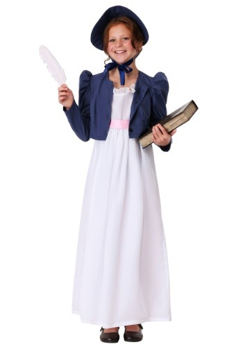 Child Jane Austen Costume