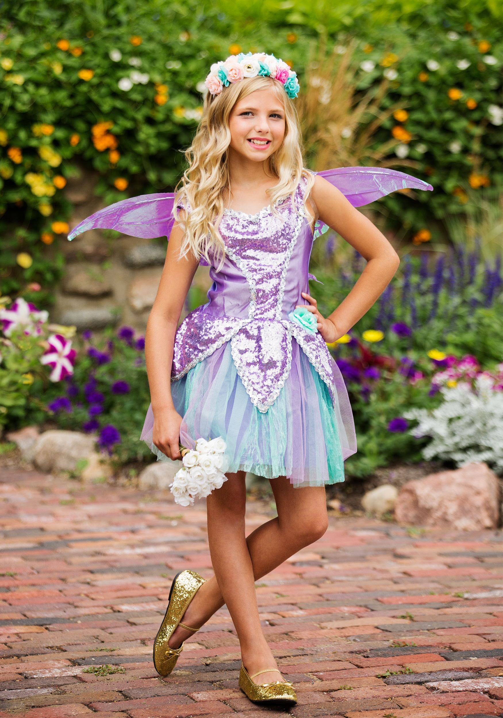 97d0bc29f Fun Fairy Costume for Girls