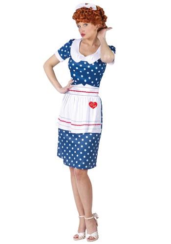 Sassy I Love Lucy Costume