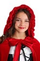Deluxe Red Riding Hood Child's Costume alt11