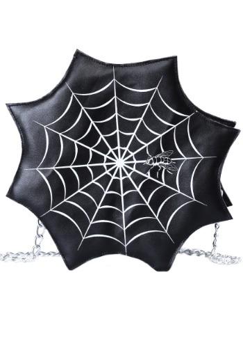 Women's Spider Web Purse