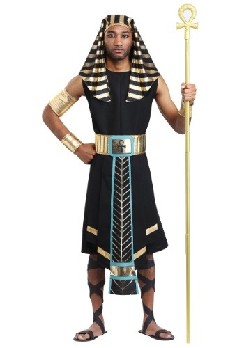 Men's Dark Egyptian Pharaoh Costume