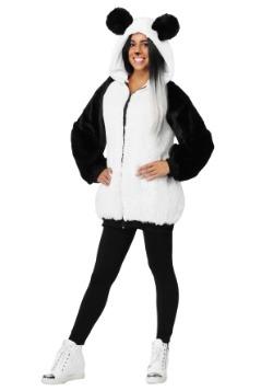 Panda Hoodie Plus Size Womens Costume