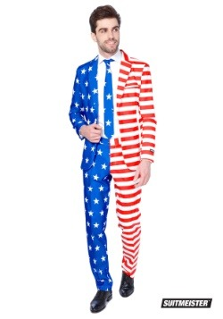 Mens USA Suitmiester Suit