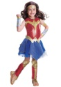 Justice League Deluxe Wonder Woman Girls Costume