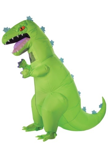 Inflatable Rugrats Reptar Costume